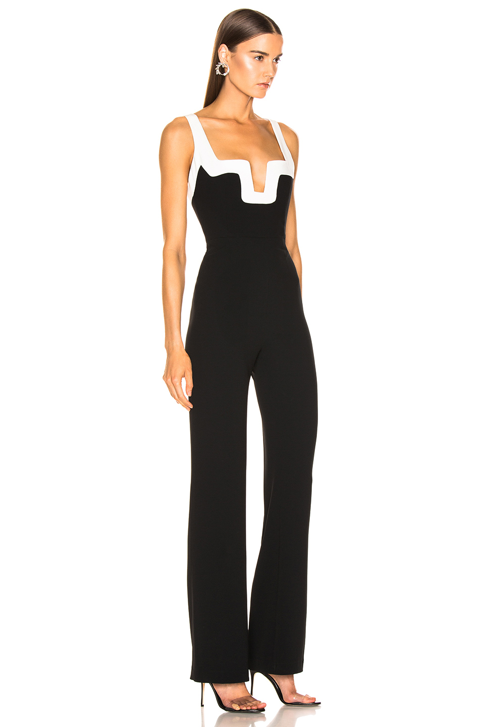 GALVAN Arabesque Jumpsuit
