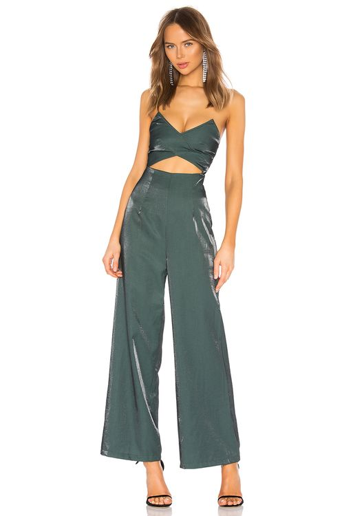 About Us Kimberley Cut Out Jumpsuit