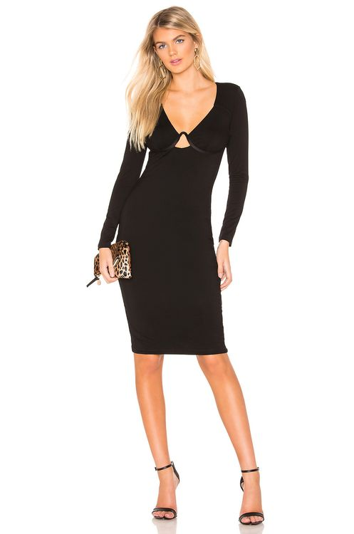 Bardot Gemma Knit Dress