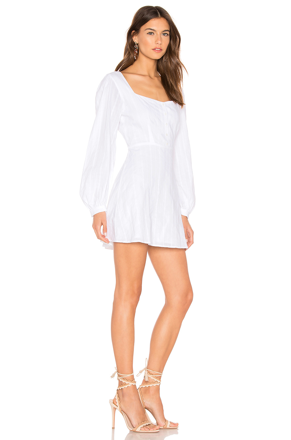 Capulet Dolly Button Down Dress