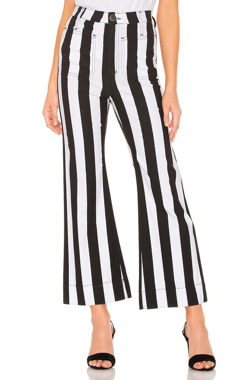 Show Me Your Mumu Cropped Farrah Trouser Pant