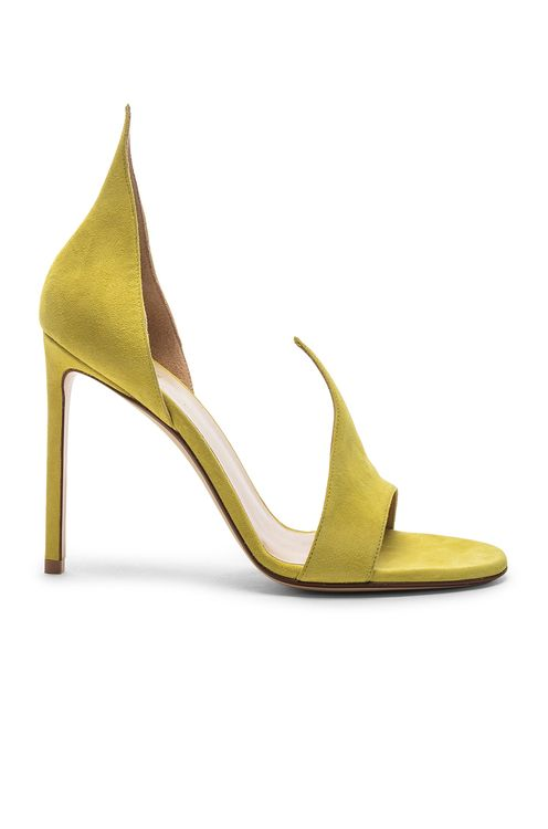 Francesco Russo Flame Heels