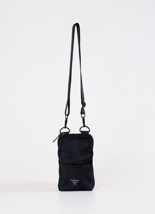 suddenly good life ##/03 Sling Bag - Black