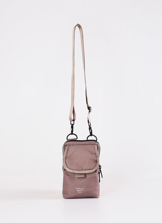 suddenly good life ##/03 Sling Bag - Beige