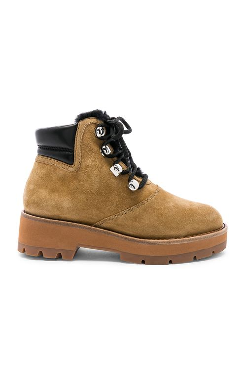 3.1 Phillip Lim Dylan Shearling Lace Up Boot