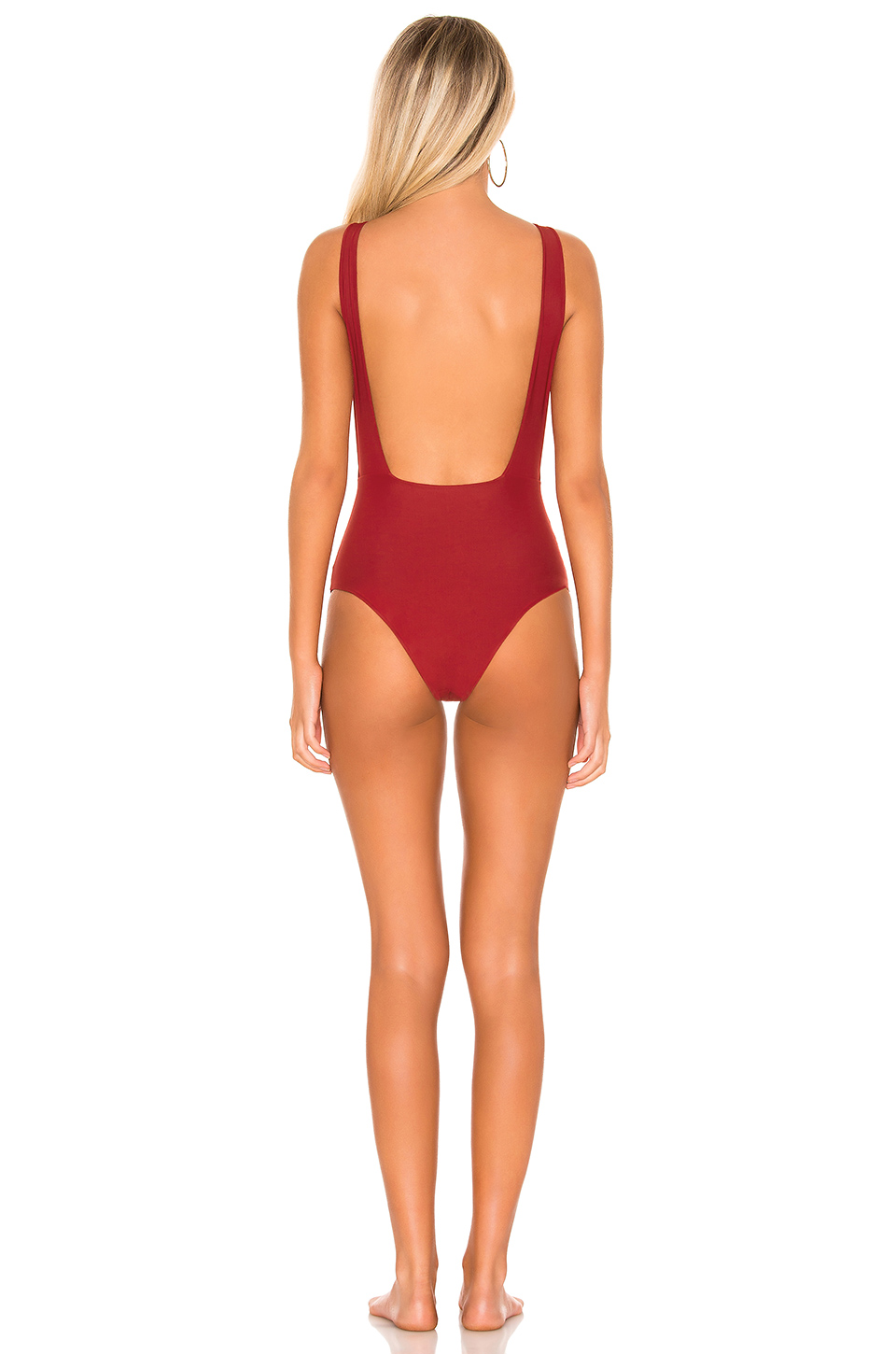 HAIGHT. New Side Slit One Piece