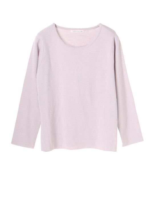 E-hyphen World Gallery Hisa Sweater - Lavender