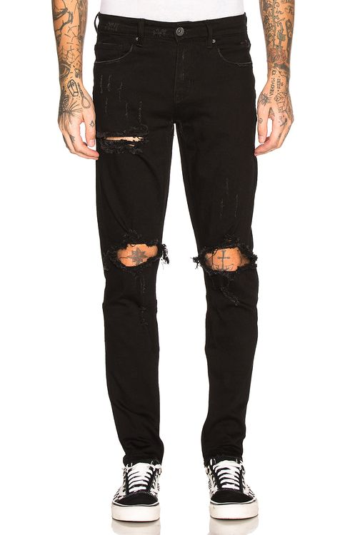Crysp Denim Pacific Ripped Jean