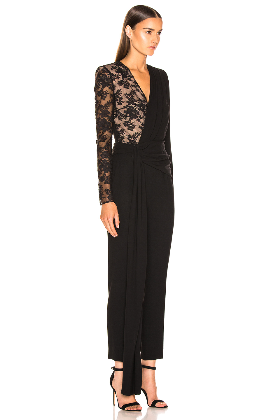 Givenchy Lace Jumpsuit