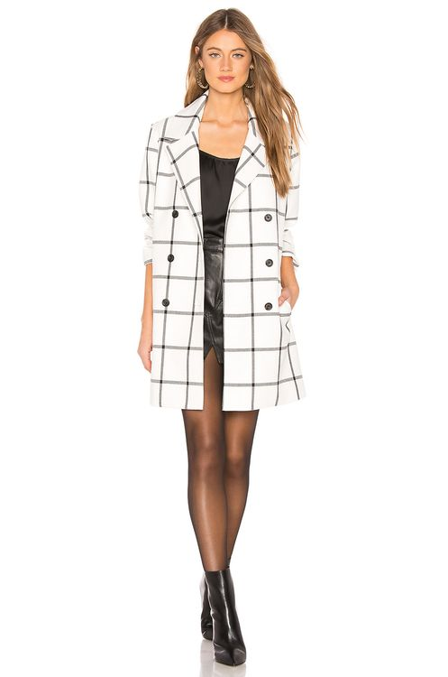 cupcakes and cashmere Aletta Coat