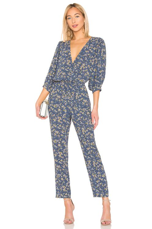 1. STATE Wrap Jumpsuit
