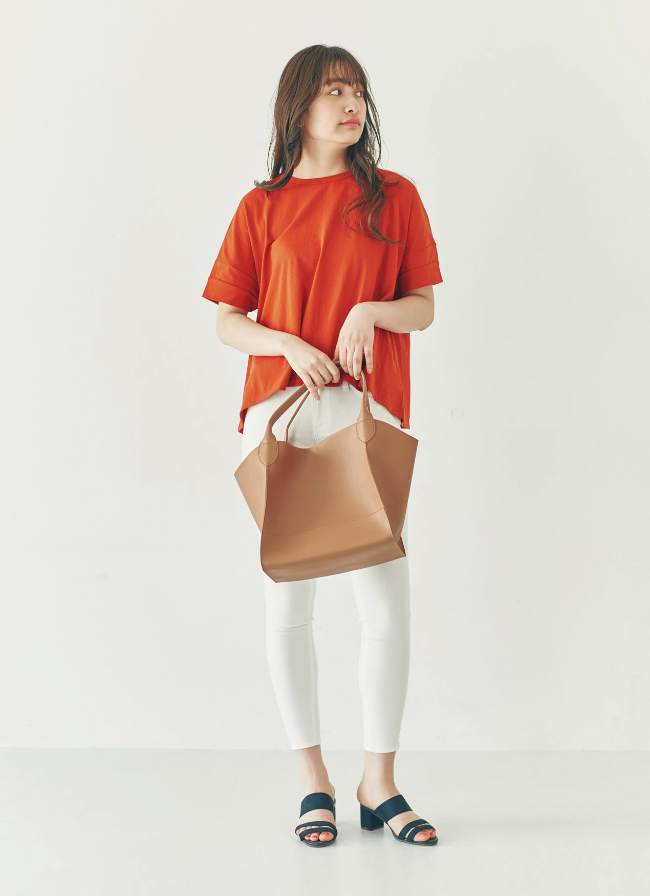 Earth, Music & Ecology Risa Top - Terracotta