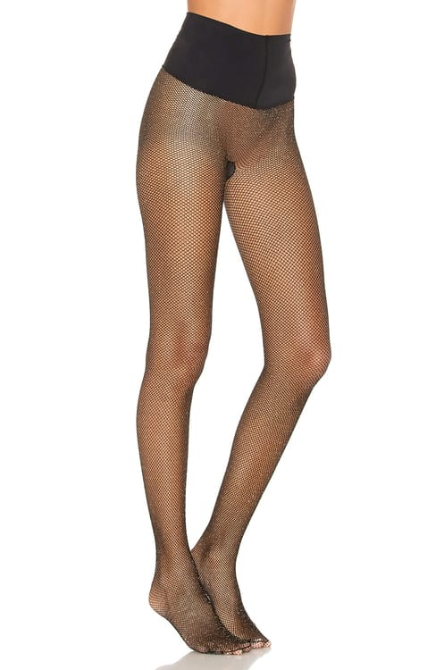 Commando Glitter Fishnet Tight