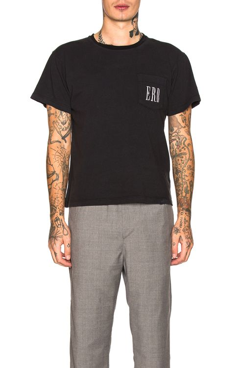 Enfants Riches Deprimes ERD Logo Pocket Tee