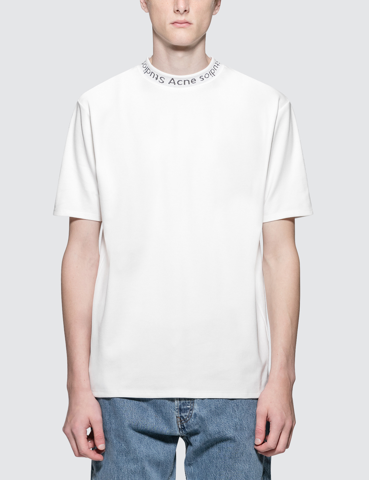 ffd74620f4ebeb Buy Original Acne Studios Navid S S T-Shirt at Indonesia