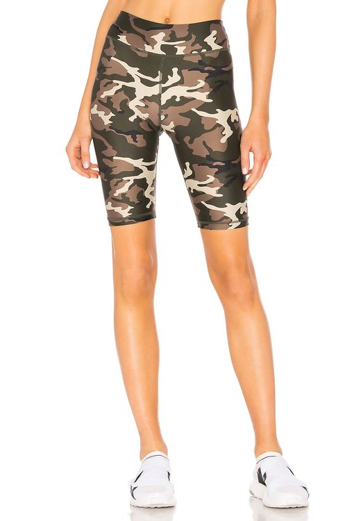 The Upside Camo Spin Short