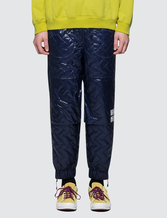 Converse x P.A.M. Quilted Track Pant