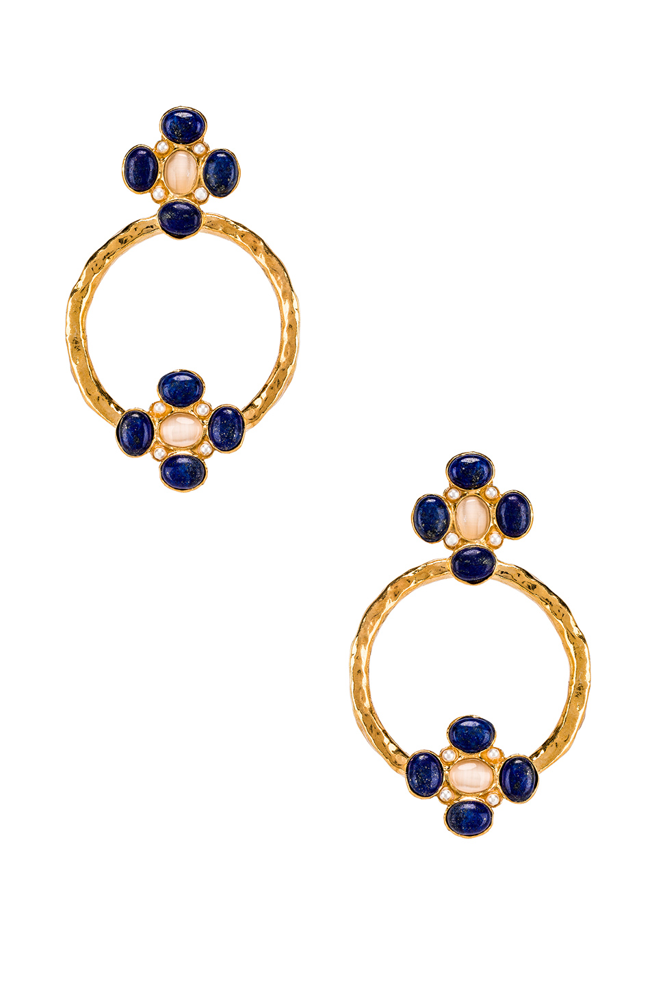Christie Nicolaides Cruz Earrings