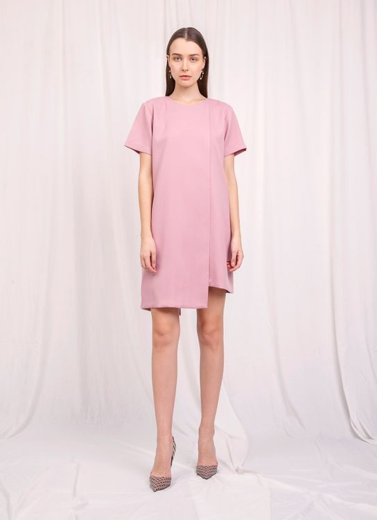 Krom Collective Klara Dress - Pink