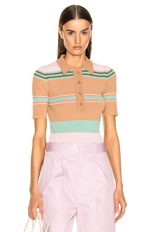 Sies Marjan Rory Collared Sweater