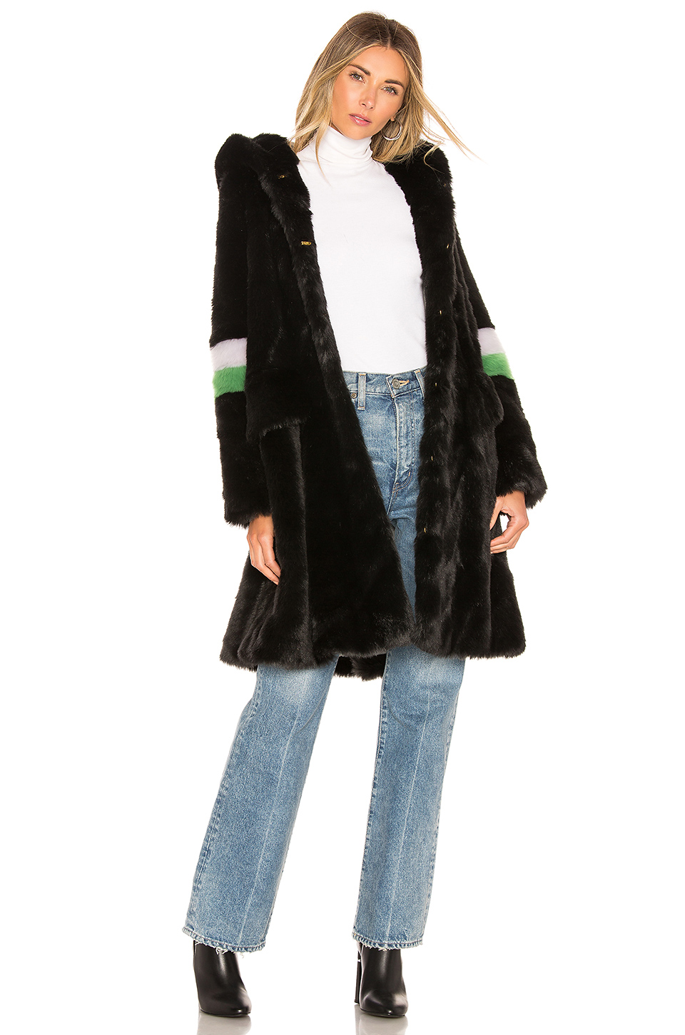 Shrimps Heidi Faux Fur Coat
