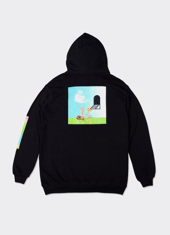 PPPEAR The Gate Hoodie - Black