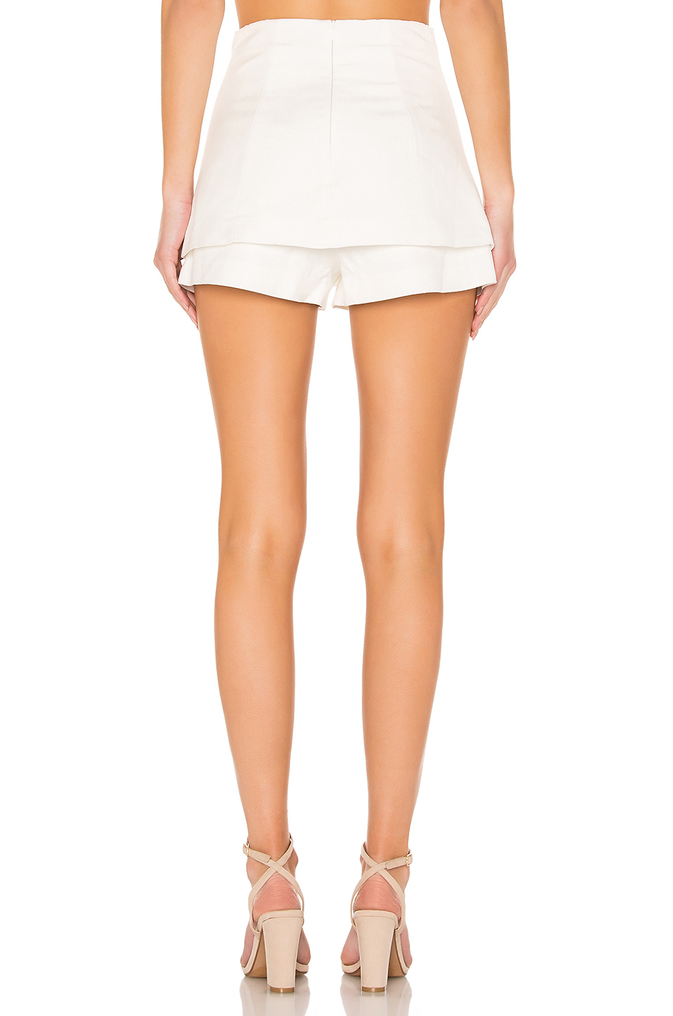 C/MEO Devoted Short In Ivory
