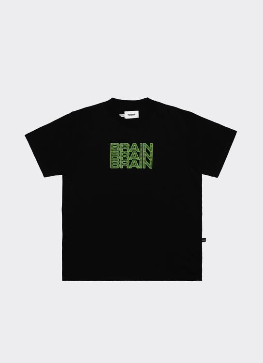 POSHBRAIN Third Brain T-Shirt - Black
