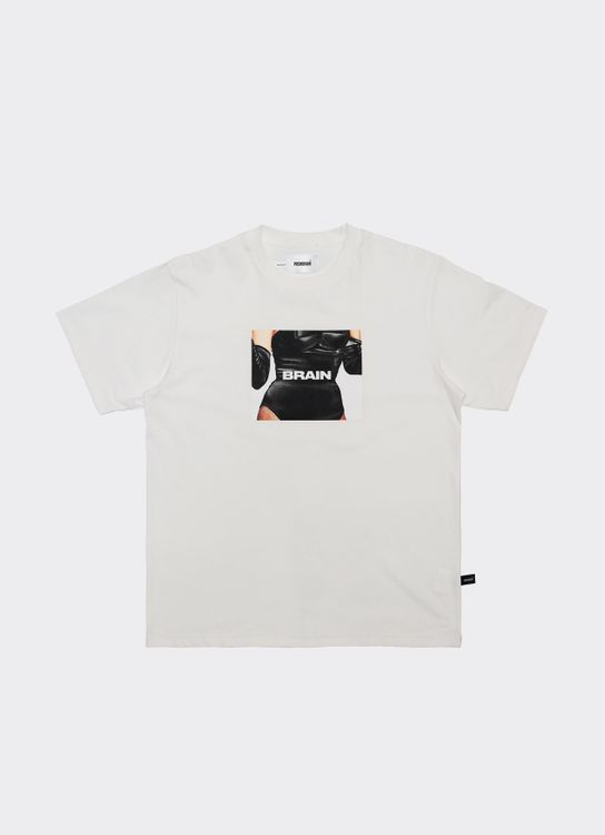 POSHBRAIN Unconsious T-Shirt - White