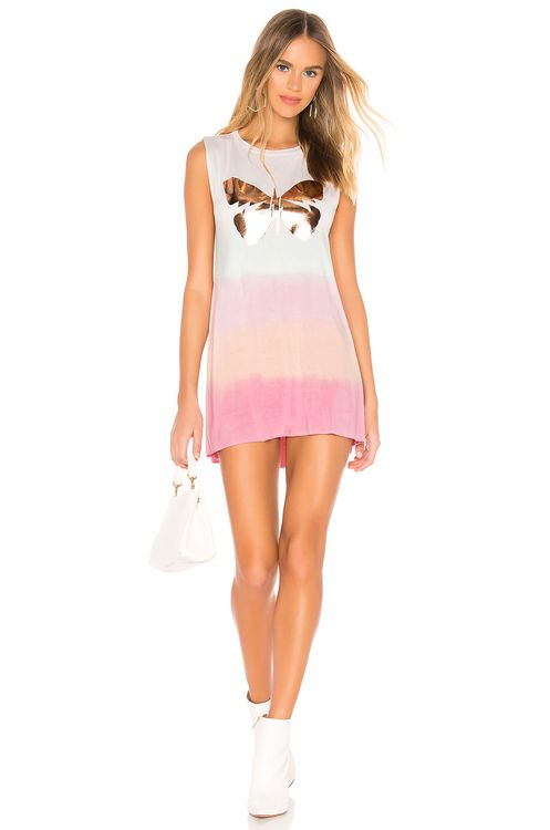 Lauren Moshi Deanna Tank Dress