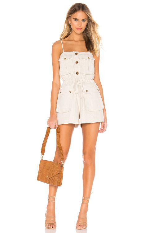 Shona Joy Aluaro Safari Playsuit