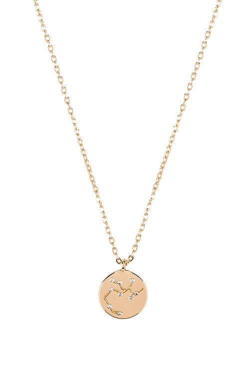 Frasier Sterling Sagittarius Written in the Stars Necklace