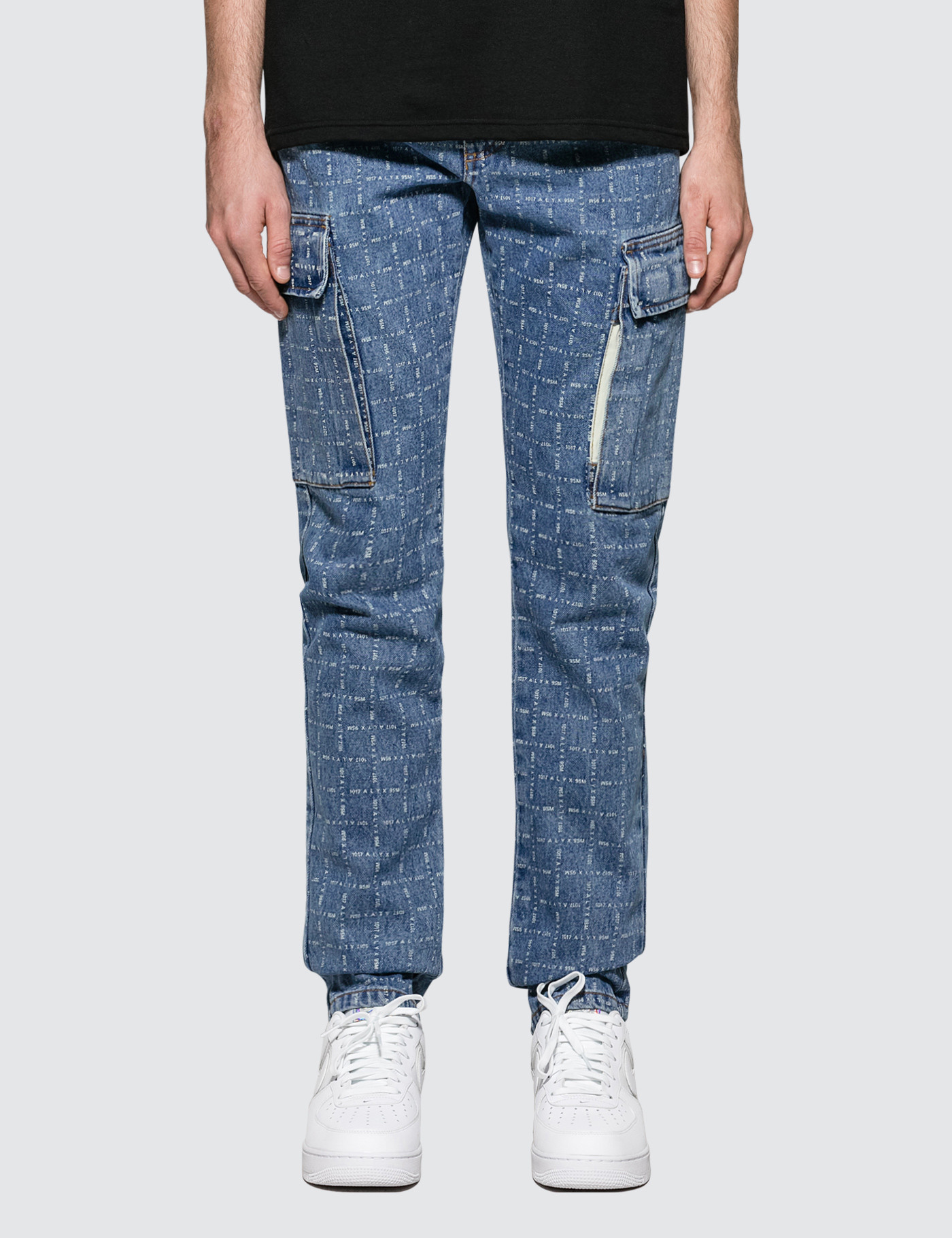 e73c51c7775 Buy Original 1017 ALYX 9SM Logo Check Cargo Denim at Indonesia ...