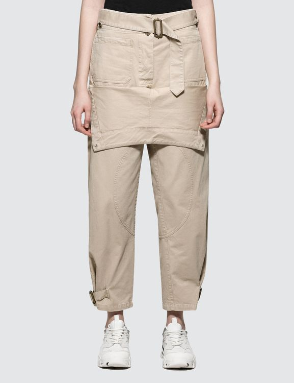 J.W.Anderson Fold Front Utility Trousers