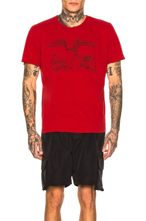 Reese Cooper Eagle Graphic Tee