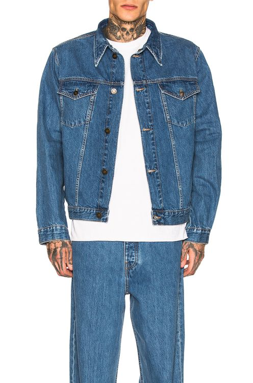 Calvin Klein Est. 1978 Trucker Denim Jacket
