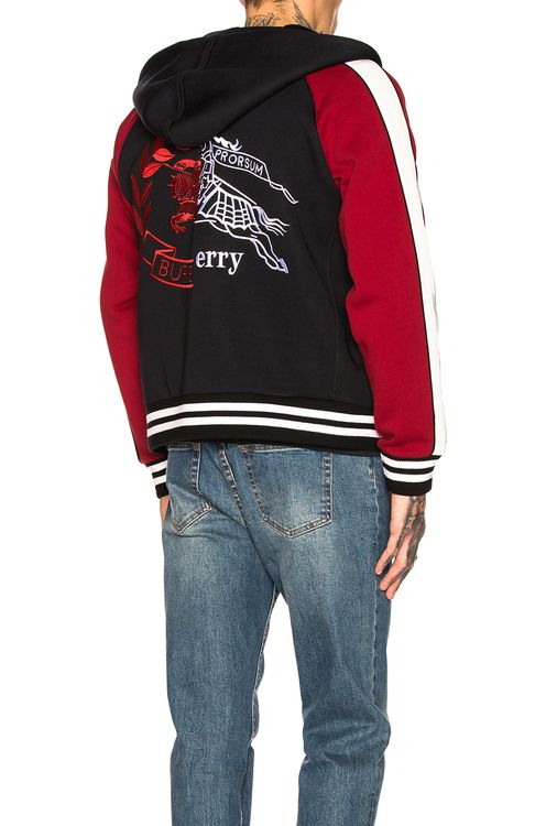 Burberry Scarborough Varsity Hoodie