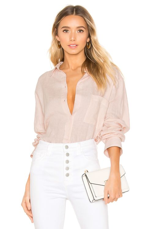 ASCENO Boyfriend Shirt