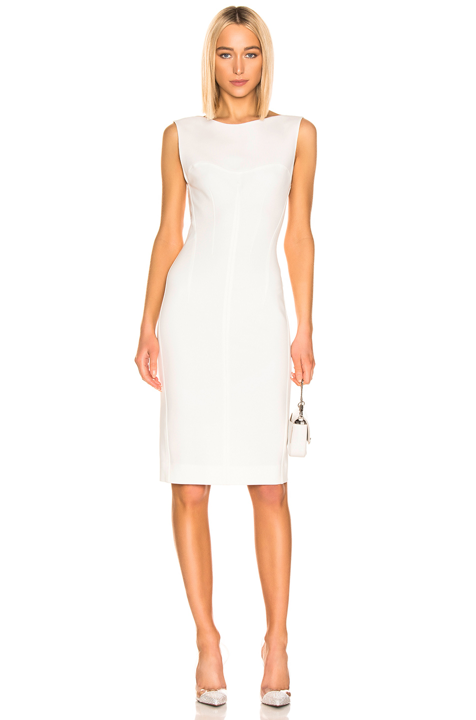 Mugler Sleeveless Dress