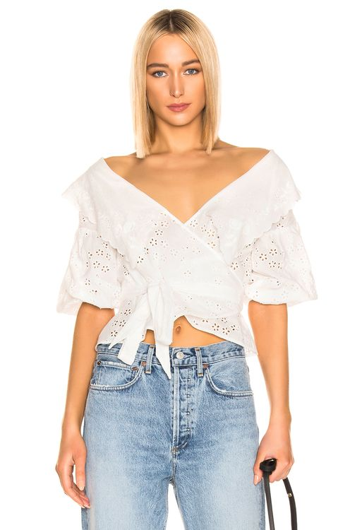 Alice McCall Wilde Grotto Top