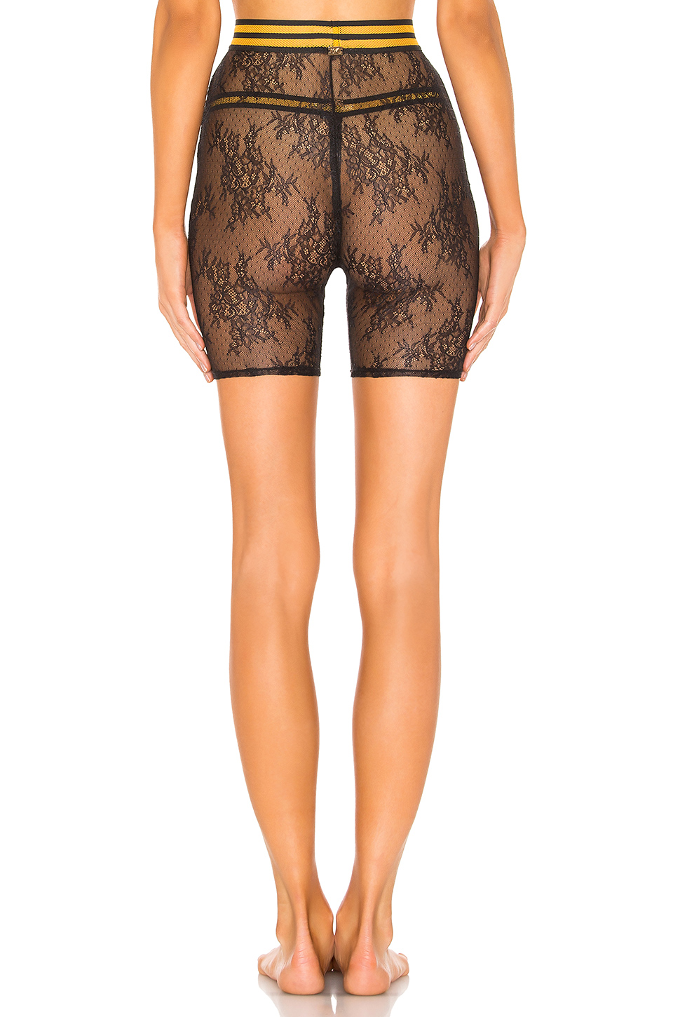 For Love & Lemons Julienne Lace Biker Short