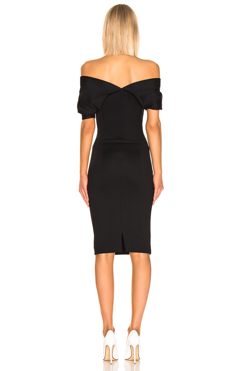 Haider Ackermann Short Drape Dress