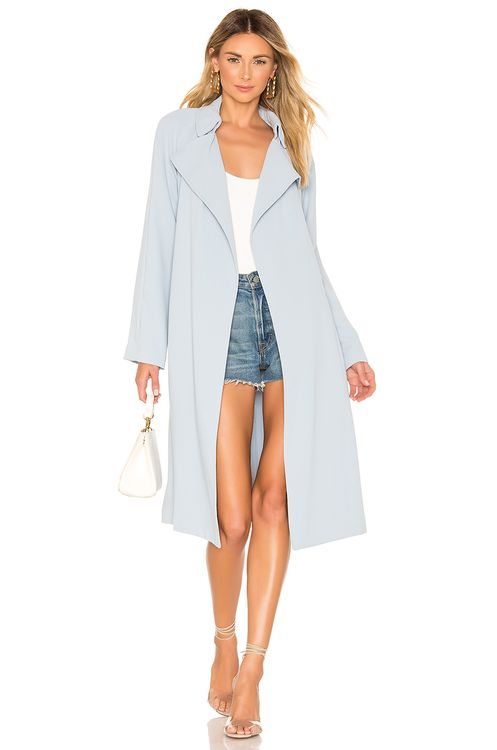 KENDALL + KYLIE Classic Trench Coat