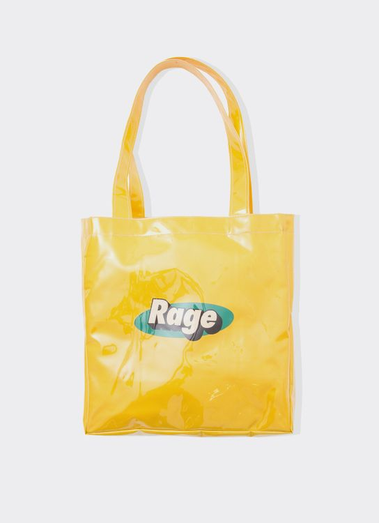 Locale Rage Totebag - Yellow