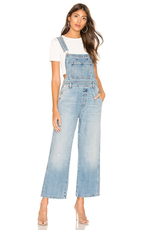 Citizens of Humanity Christie Wide Leg Overall
