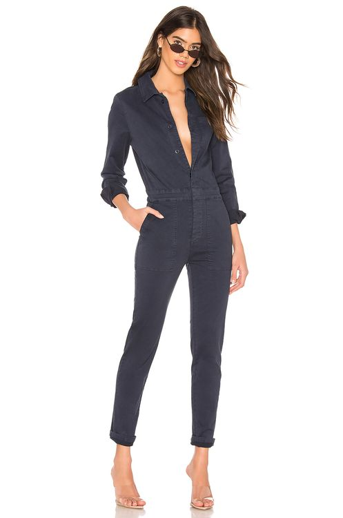 Monrow Fitted Jumpsuit