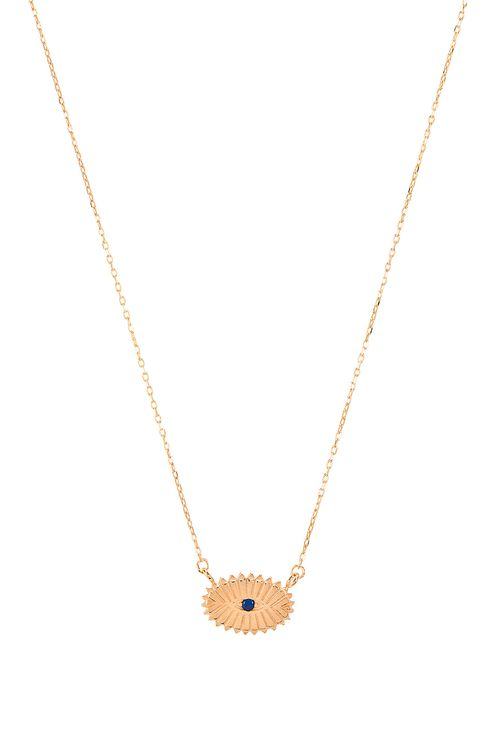Natalie B Jewelry Eye See You Necklace