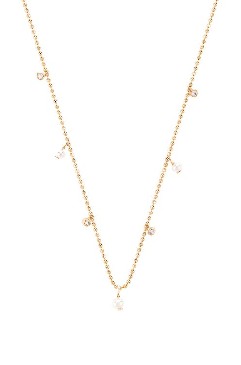 Natalie B Jewelry Elara Necklace