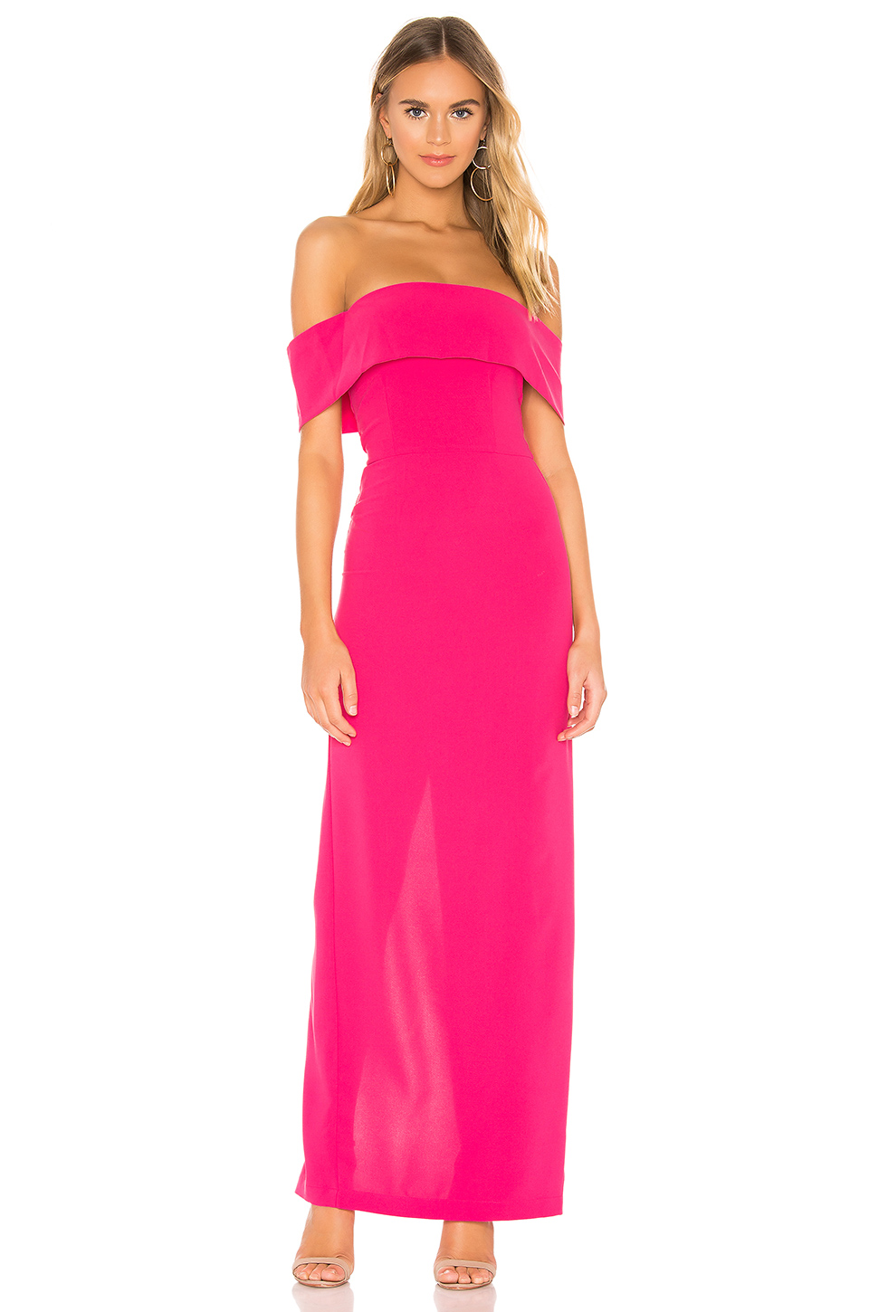 39c9db6c691 superdown Aubrey Maxi Dress  superdown Aubrey Maxi Dress ...