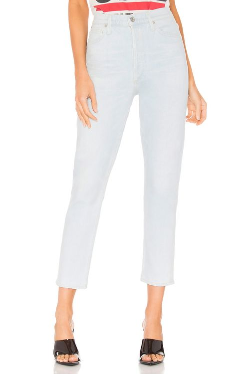 Citizens of Humanity Olivia Crop High Rise Slim